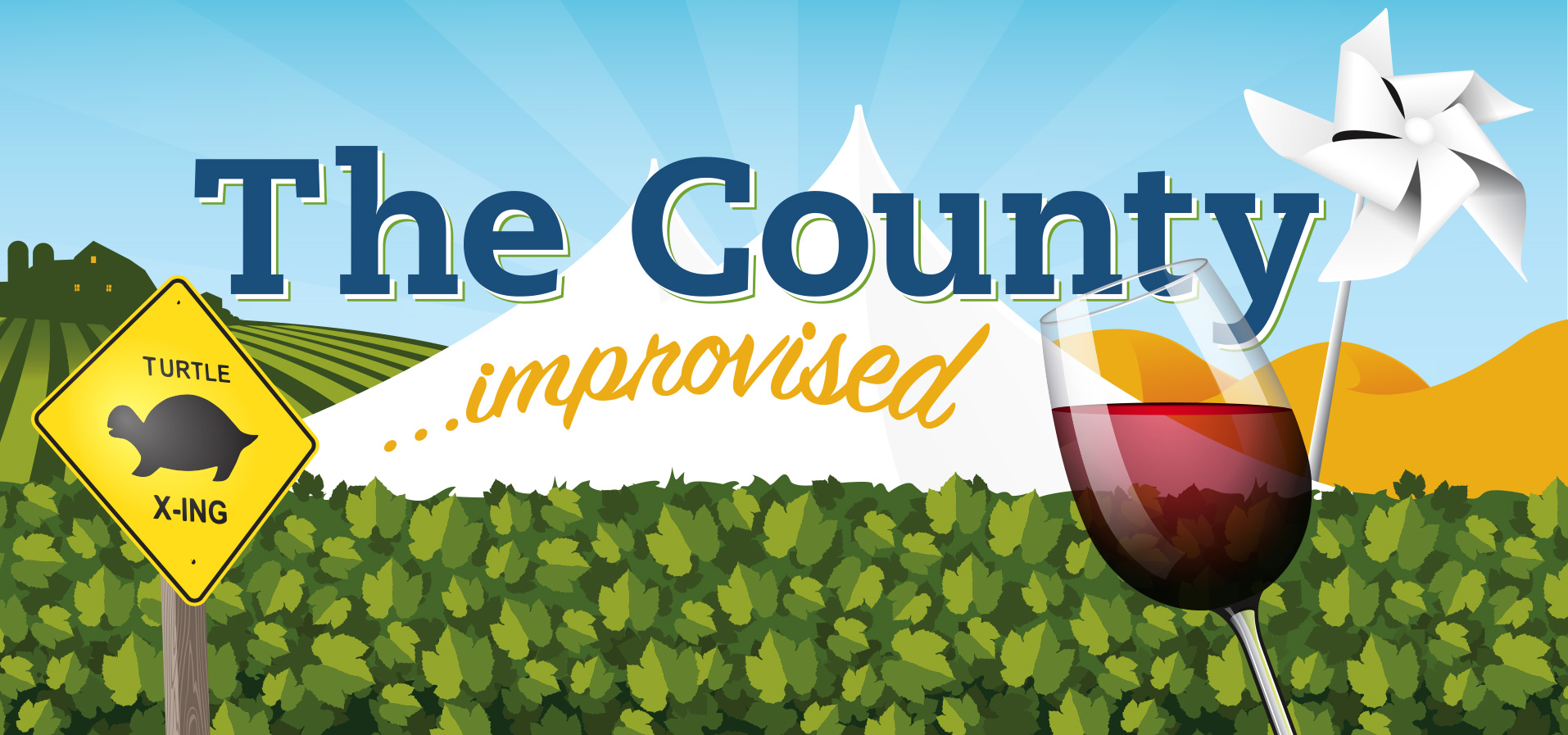 The County …Improvised