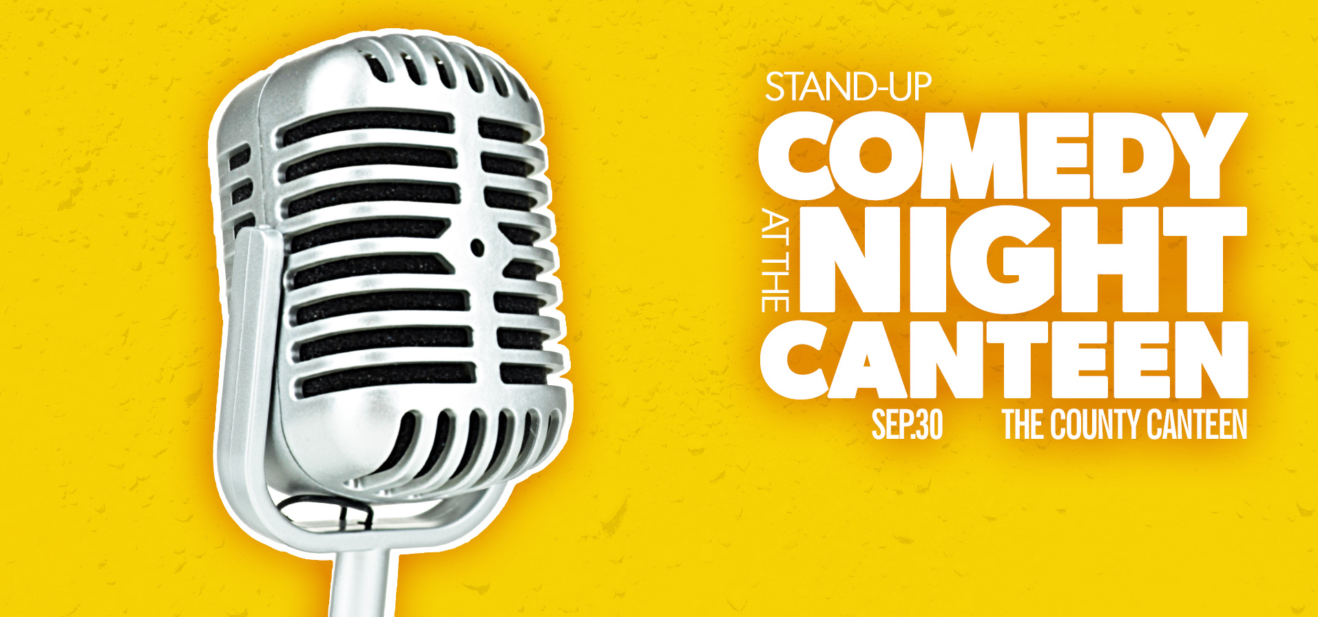 Stand-Up Comedy Night at the Canteen