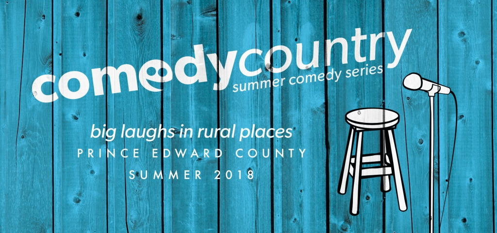 Comedy Country – The County's Summer Comedy Series