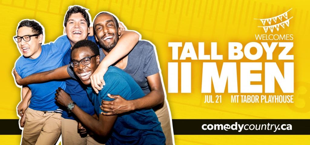 Tall Boyz II Men