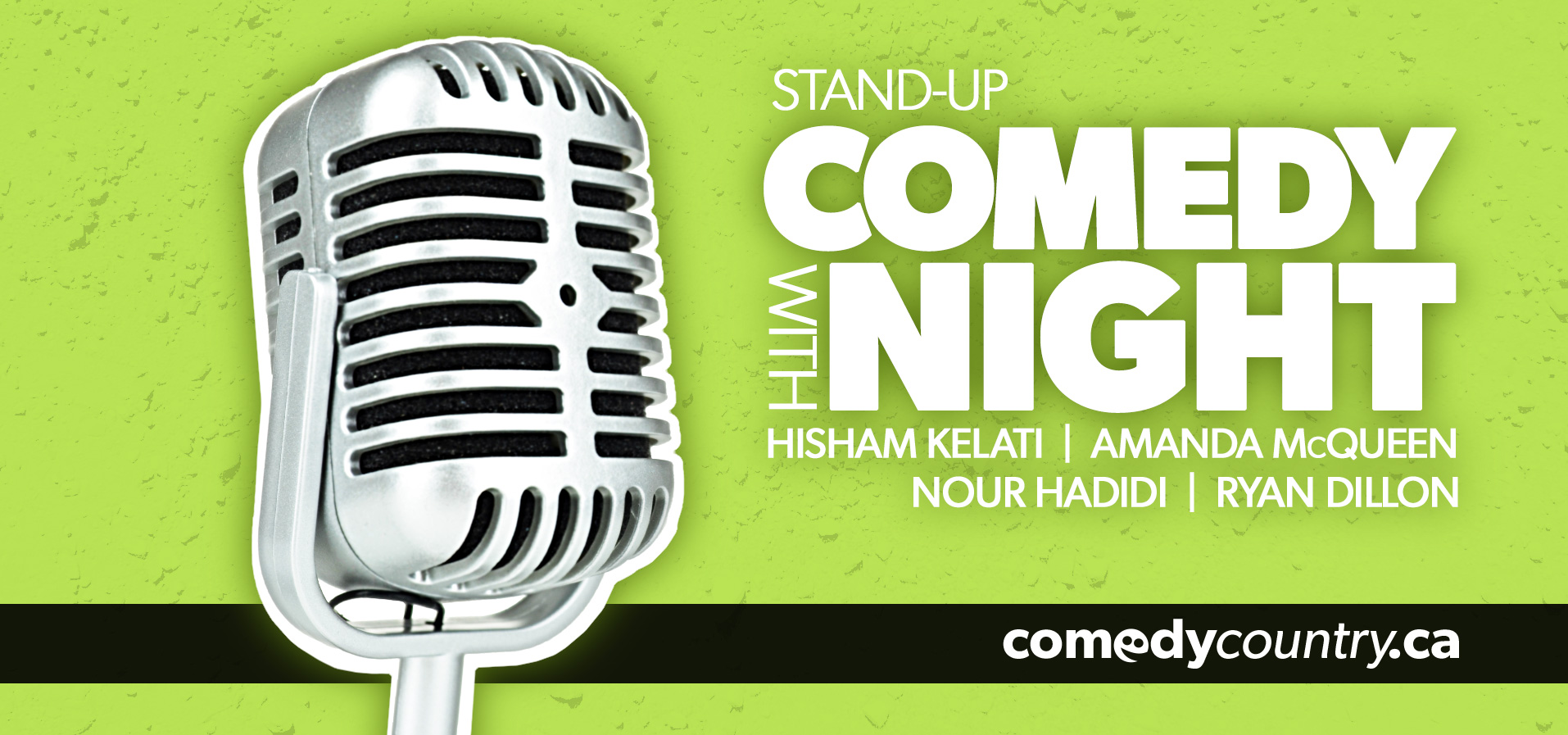 Stand-up Comedy at 555
