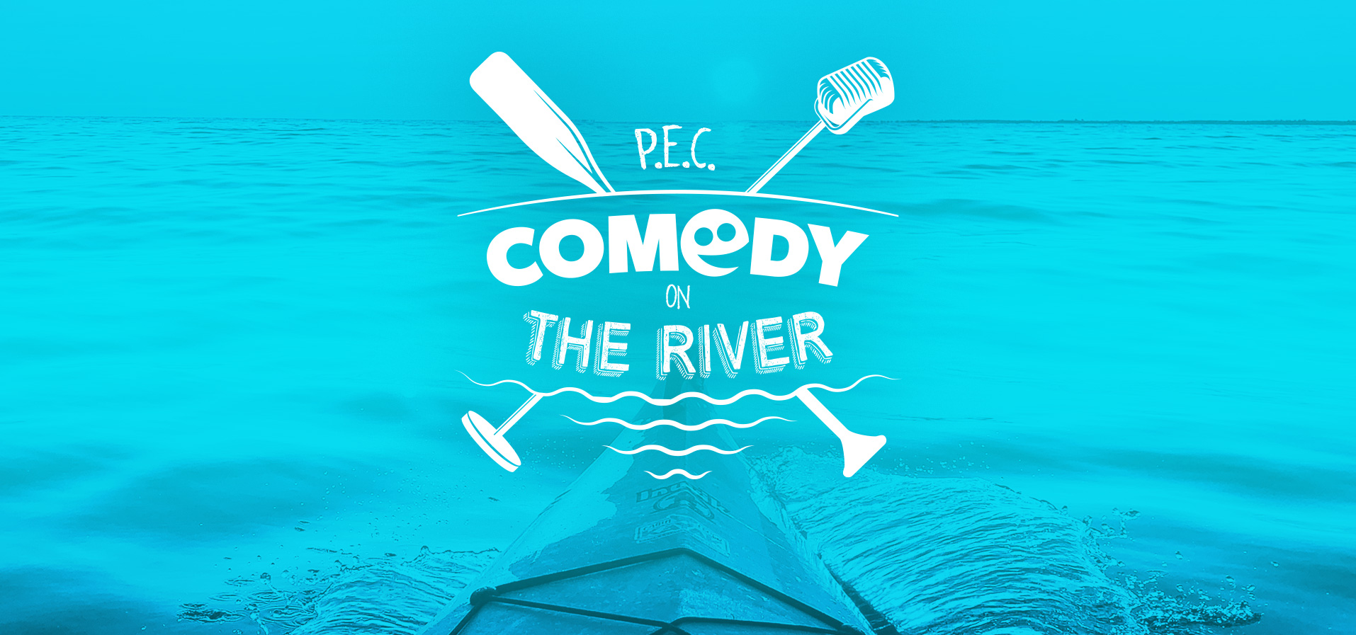 SEP 26 – 4PM: Comedy on the River