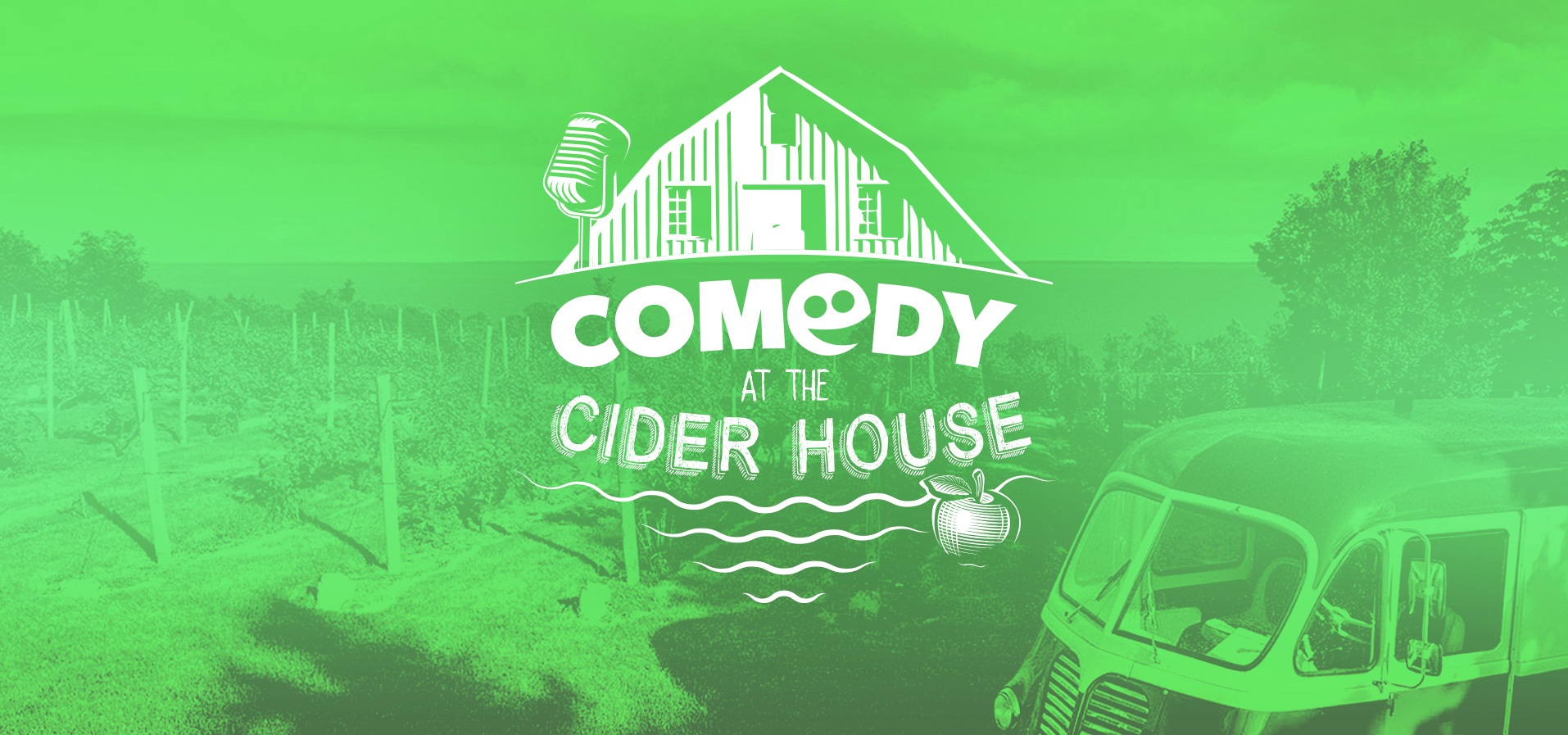 Comedy at the Cider House